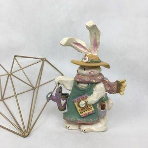 Kurt Adler Spring Town Figurine Retired